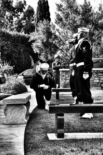Picking up shells Military Funeral Enjoying Life Veterans To Remember San Diego Ca Military Blackandwhite Photography Black And White Photography .