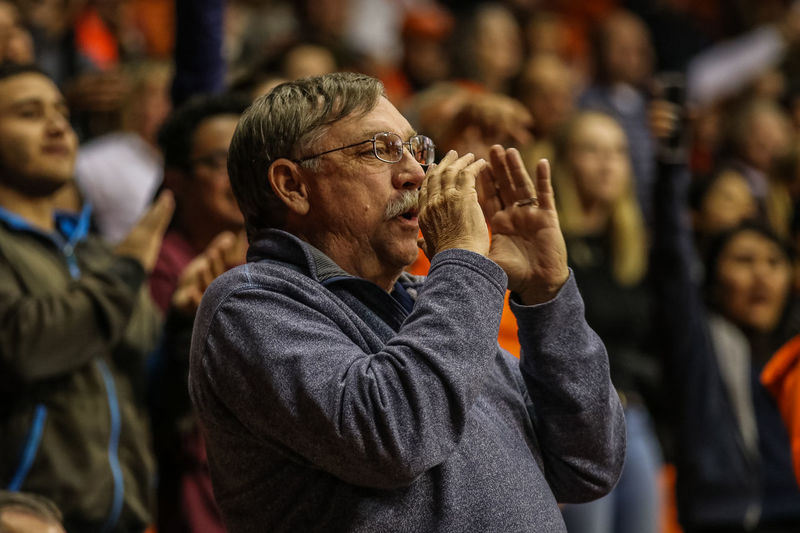UTEP BASKETBALL! Adult Close-up Crowd Day Focus On Foreground Incidental People Indoors  Large Group Of People Lifestyles Men People Real People Senior Adult Senior Men Young Adult The Photojournalist - 2018 EyeEm Awards