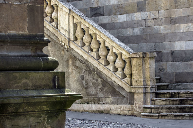 Ancient Arched Architectural Column Architecture Building Exterior Built Structure Colonnade Colours Column Day Historic History Outdoors Repetition Staircase Stairs Steps Steps And Staircases Stone Stone - Material Stone Material The Past