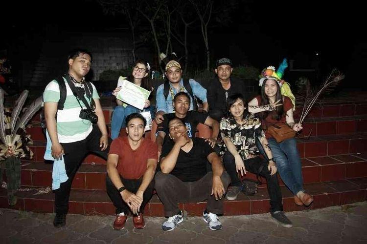 all the crew A&R Studio Balikpapan INDONESIA Carnival
