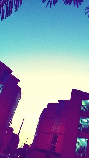 Hello World Atardecer Sunset Sun Nice! Cool Perfect
