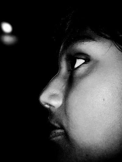 black & white ,