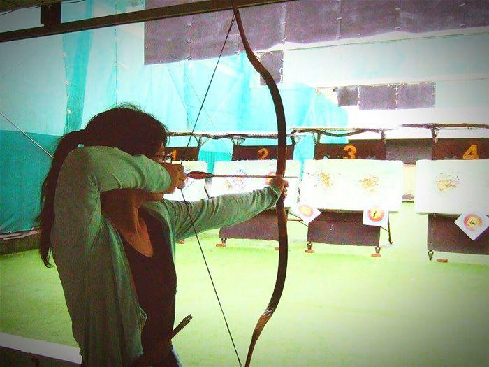 射箭 Archery Exercise