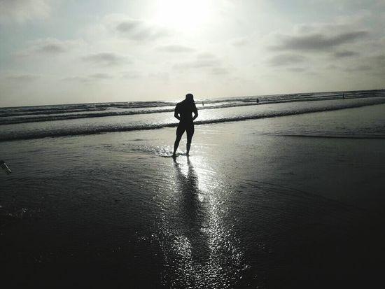 Montañita,Ecuador Beach Photography Asthetic Physique