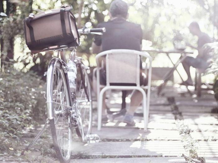 Men's bike to