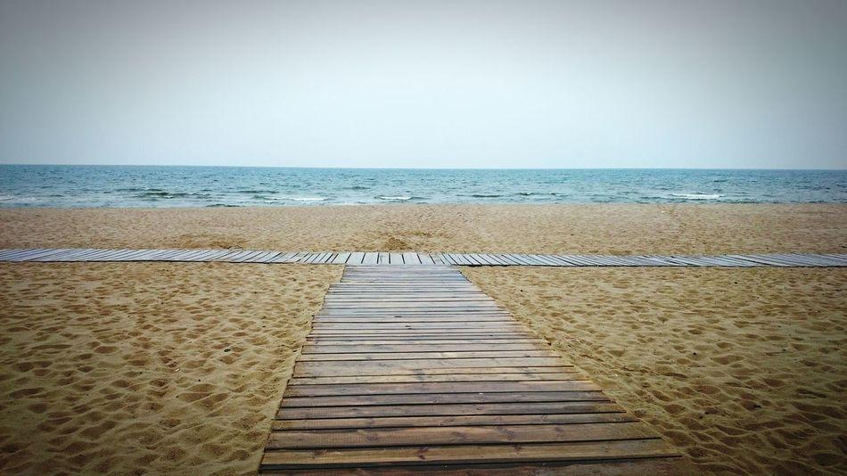 Poland Wladyslawowo Sea Baltic Sea Beach May 2015 Which Way? Nature