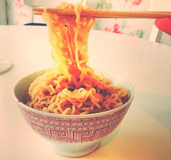 Noodles Food Ready-to-eat Mamanoodles Emoji Irl Emojinoodle 🍜