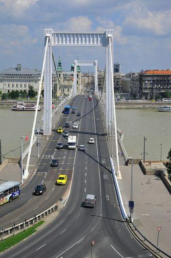 Elisabeth Bridge Budapest, Hungary