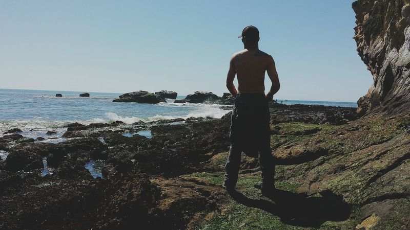 The Great Outdoors With Adobe The Great Outdoors The Portraitist - 2016 EyeEm Awards Simple Things In Life PISMO BEACH CALIFORNIA USA Reflecting And ReflectionTidepools Tide Coming In Reflections And Shadows