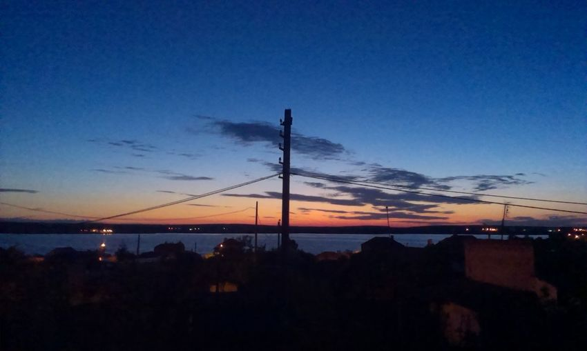 Sunset вечер