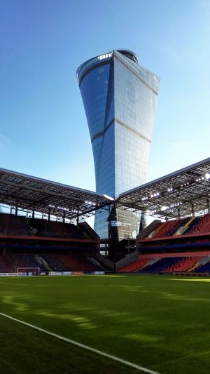 ВЭБАрена цска CSKA MOSCOW First Eyeem Photo