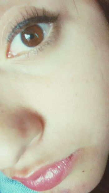 Brown Eyes Mirada  Perfection