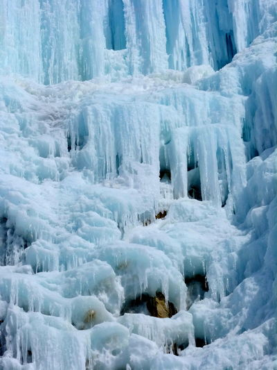 The ice wall Winter Cold Temperature Season  Scenics Beauty In Nature Frozen Majestic Ethereal Nature White Color Ice Ice Waterfalls Mountains Icy Winterscape Ghiaccio Nature Photography Details Of Nature Alps Trentino Alto Adige South Tyrol Italy Dolomites Water Frozen Water WoodLand