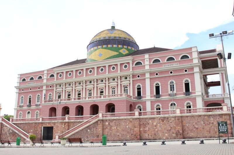 Architecture Tourism City