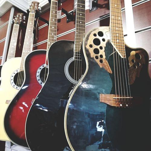 Guitar Close-up Acoustic Guitar Guitarist String Instrument Musical Instrument Musical Equipment Musical Instrument String