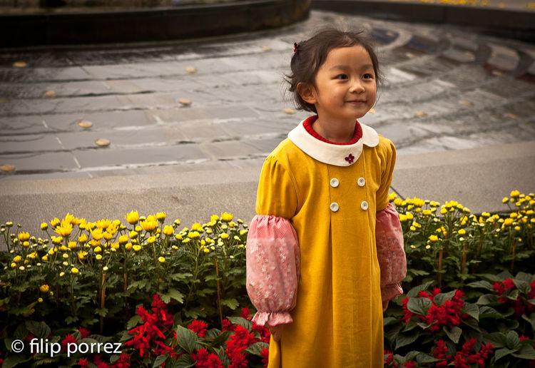 Childhood China