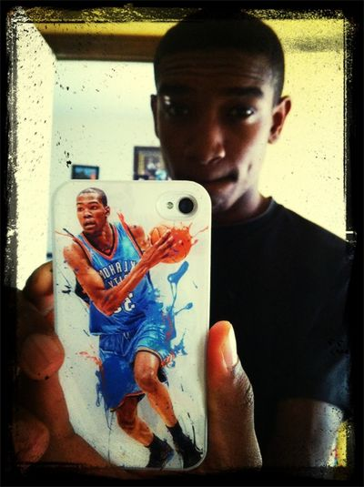 Durant Iphone Case
