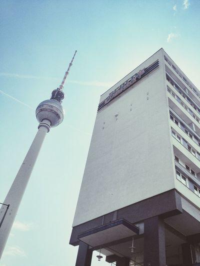 TV Tower Alexanderplatz
