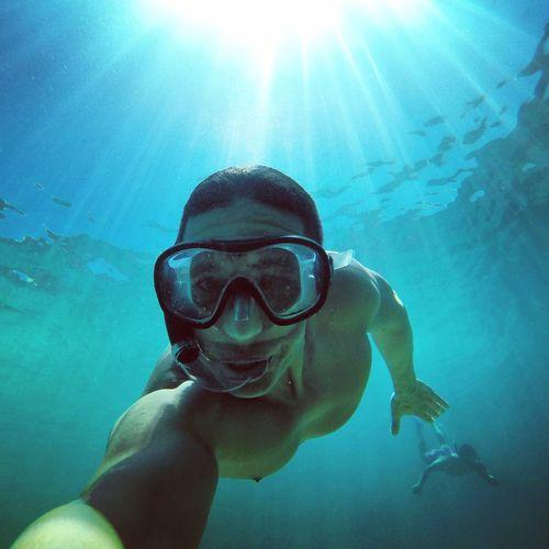 Gopro Hero3+ Formentera Snorkeling