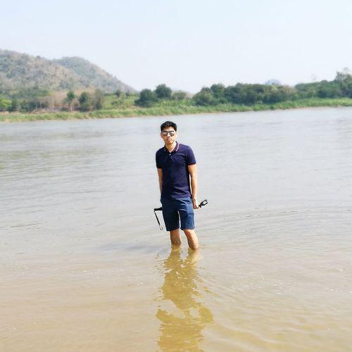 Maekhong River Thailand Leoi Thailand Trip