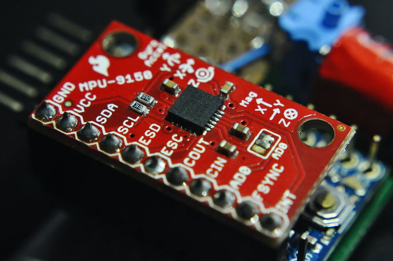 Electronics  Arduino Sparkfun Accelerometer Projects