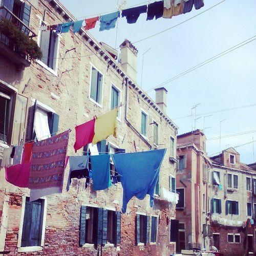 Venice Venicelife Colours Street Life