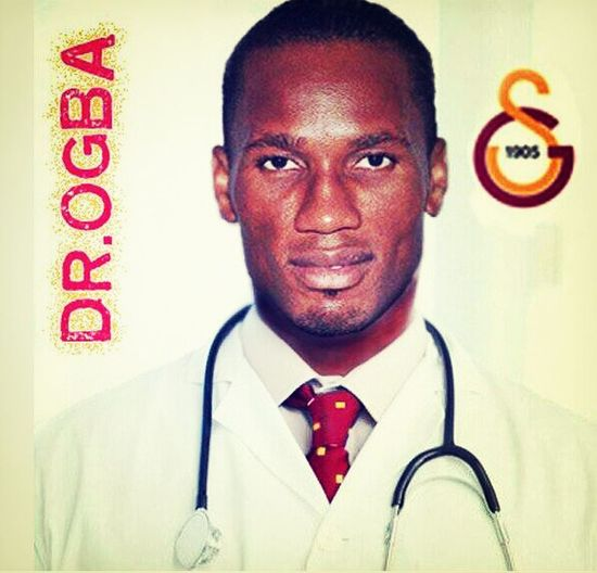 futbol bir hastaliksa, çare DR.OGBA!! ;) Drogba GalataSaray Sampiyon GALATASARAY