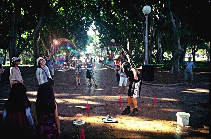 Hyde Park,