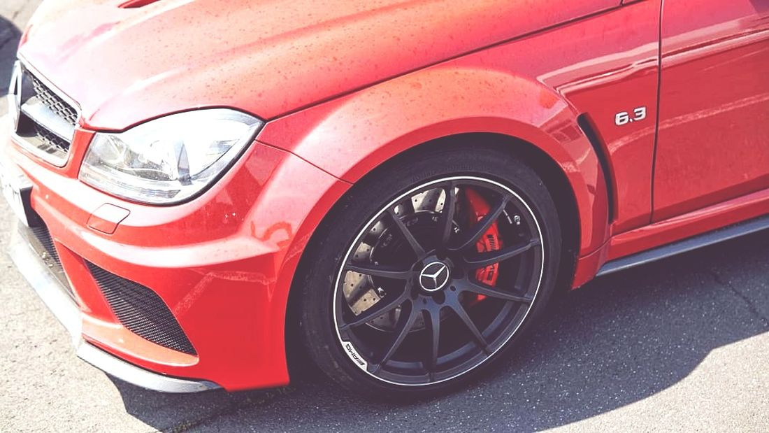 Black Series Red Land Vehicle Car Close-up Vintage Car Collector's Car Sports Car Bumper Tire Stationary Vehicle Part Wheel Spoke Parking Headlight Gearshift Personal Land Vehicle Vehicle Hood Auto Racing Grille