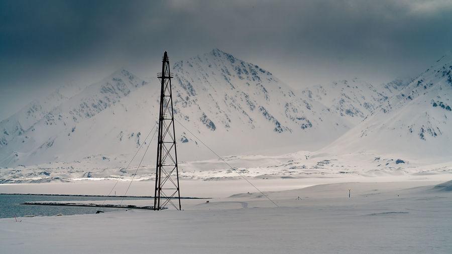 Amundsen mast,