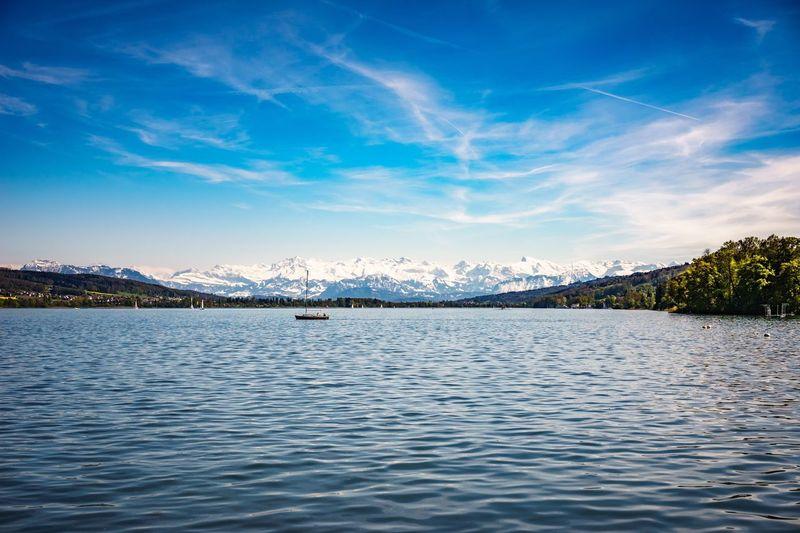 Water Scenics