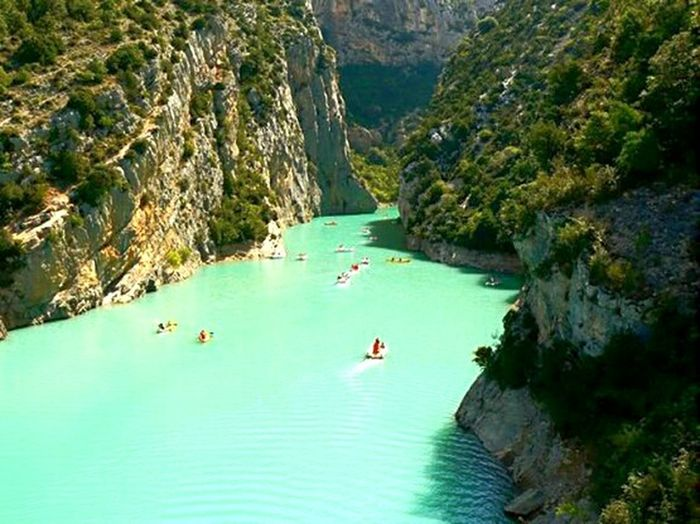 Good Morning World! Landscape_photography Landscape_Collection nice view Verdon Provence in France Nice Picture 😉👌 EymEm Nature Lovers 🌳🌴🌲🌴