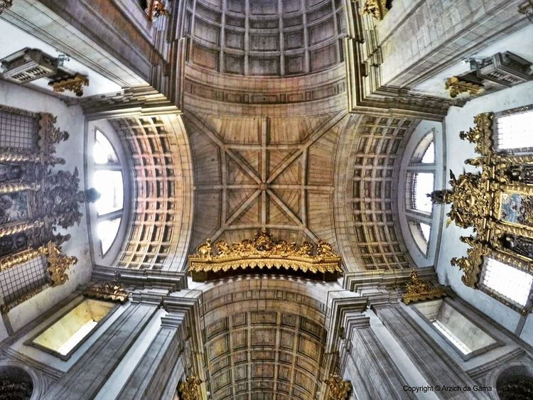 Q Church Ceiling Roman Barocco Neoclassical Neoclassic Neoclassical Architecture Barocco Architecture Church Golden Wood Gold
