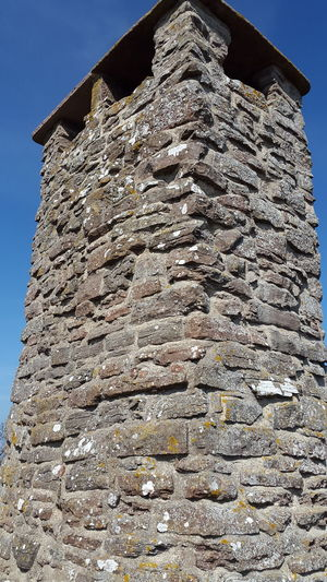 Ancient Architectural Feature Architecture Borgholm Borgholms Slottsruin Borgholmslott Building Exterior Built Structure Castle Chimney Clear Sky History Low Angle View Medieval Nature No People Outdoors Pattern Rugged Stone Stone Material Stone Wall Tall - High The Past Weathered