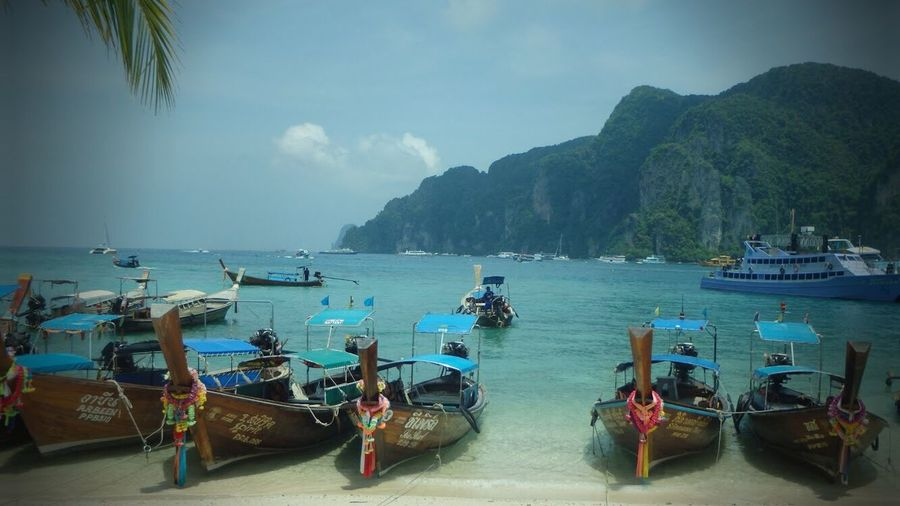 Heading to Mayabay Thebeach Thailand The KIOMI Collection
