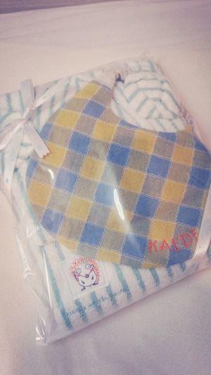 For sweet nephew♡ Imabari Towels Kontex Towel Garden Baby
