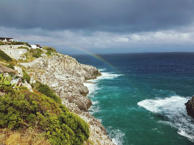 Puglia , arcobaleno ☺