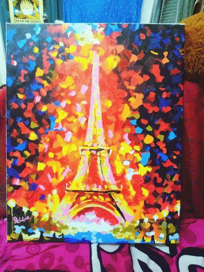 Abstract Art Bymyself Paris Iloveparis