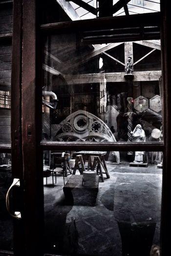 Marble Statue Studio
