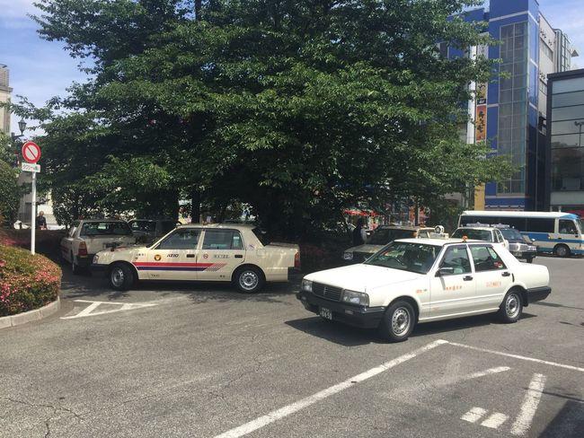 Snapshot Cars Taxi