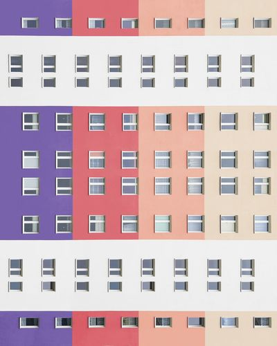 🔹▥🔸︱ᴄᴏʟᴏʀs ᴏꜰ ᴊᴏʏ Minimalist Architecture Minimal Exterior Symmetry EyeEm Best Shots EyeEmNewHere First Eyeem Photo EyeEm Selects Samsungphotography Building Exterior Windows City Apartment Housing Development Residential Building Multi Colored Window Façade Business Finance And Industry Home Ownership Abstract Townhouse Balcony Building Story Residential Structure Settlement Residential District TOWNSCAPE Human Settlement
