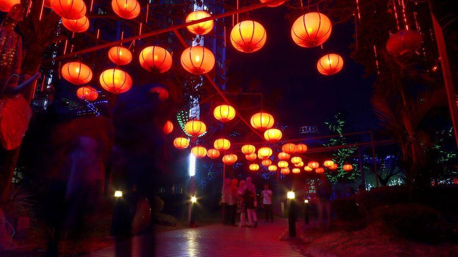 lantern theme