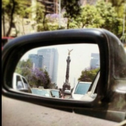 By: @jhonabho Car Angeldrlaindependencia Reforma Df Mextagram