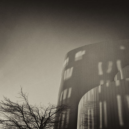 Architecture Day Evening Sun IPhoneography No People Schauspielhaus Sepia Photography