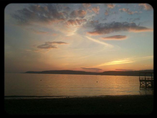 canakkale de gün batımı...seviyorum bu şehri.. Sunset Freedom Is Not Free Sun Light