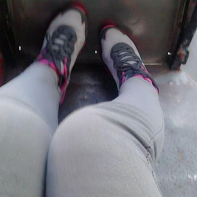 Off to work. MondayAgain Tsk Workingsohardtobeamillionaire Fila runningshoes notsoformalmondayforme pink pictureaddict likes likers followforfollow follow igphilippines photooftheday instapic instamag