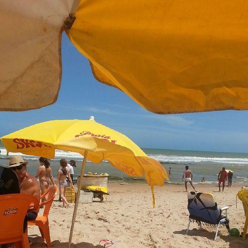 Batendo o Ponto. ...Bomdia Beach Work Sumer2014