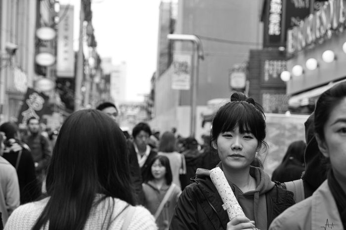 . Tokyo Takeshita Street Japan Crowd Japanese Culture Japanese Style Tokyo Street Photography Tokyogirls Stand Out From The Crowd RePicture Travel