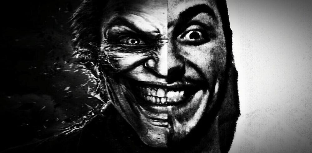 Blackandwhite Joker Joker Smile Goodnight EyeEm Gallery EyeEm Open Edit 🃏😏