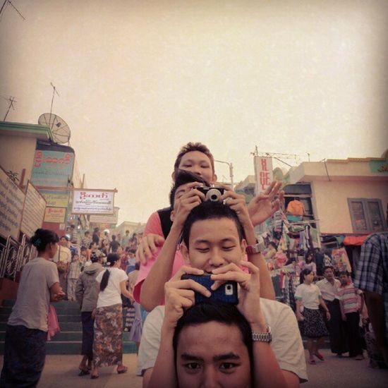 showing their cams Cams Instapic Instamyanmar Burmeseigers